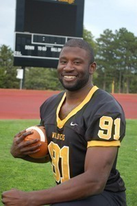 Richard Daniel - 2012 - Football - Wayne State College Athletics