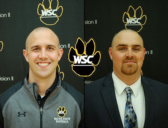 WSC football announces two new coaches - Wayne State College