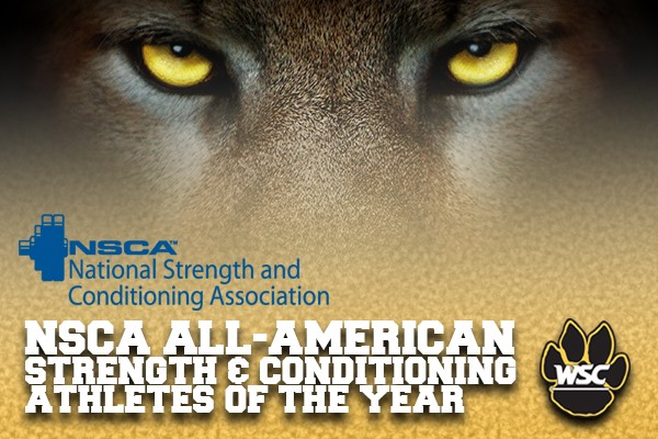 Six Wayne State athletes named NSCA Strength and